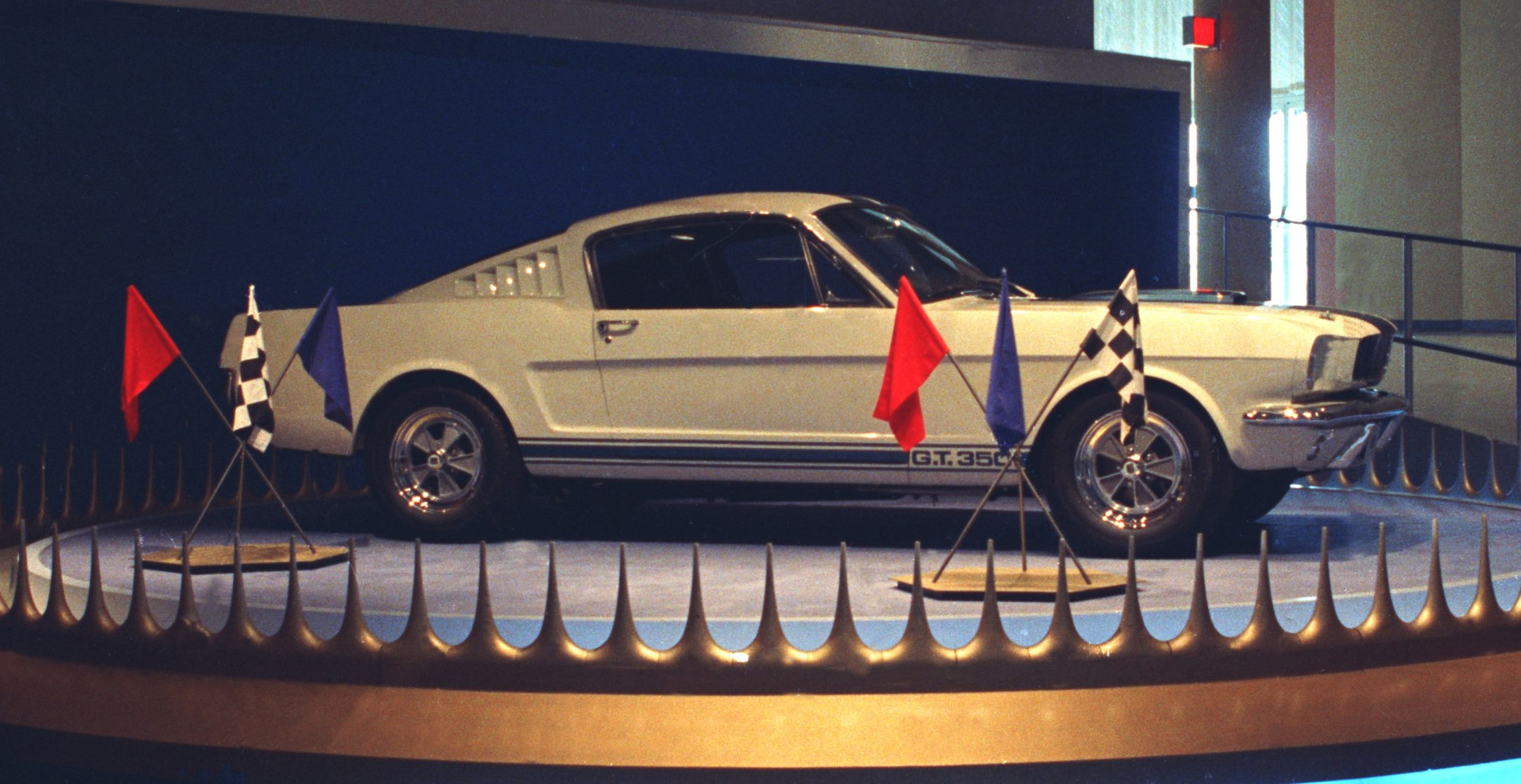 1964 Mustang Launch at the World's Fair