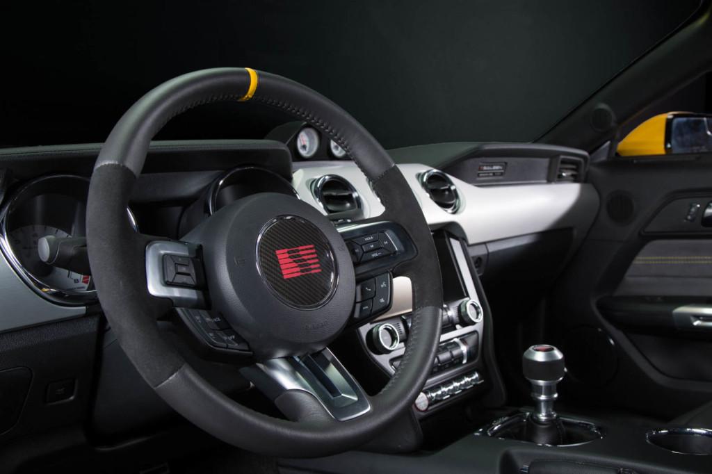 Saleen 302 Black Label Mustang